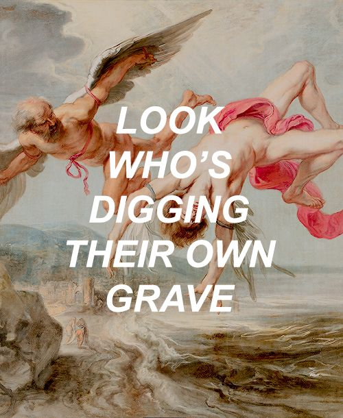 ICARUS by Bastille vs. THE FLIGHT OF ICARUS by Jacob Peter Growy