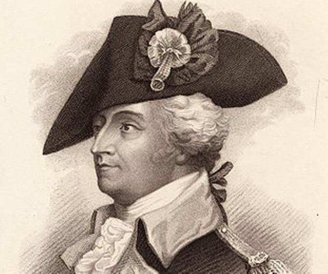 The Battle of Stony Point was fought July 16, 1779, during the American Revolution and resulted in Briga. Gen. Anthony Wayne attacking and capturing the British position at Stony Point.