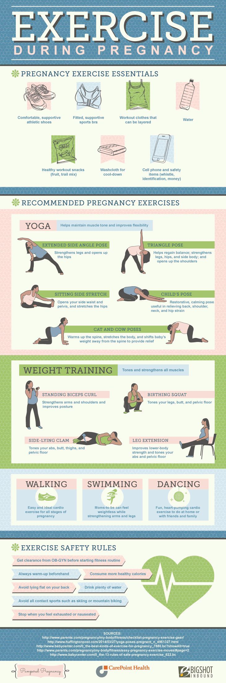 Pregnancy Yoga Sequence ** Click image to review more details.