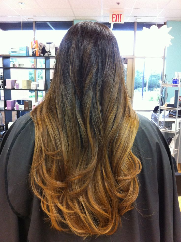 15 best Ombré and biolage images on Pinterest | Hair color, Hair ...