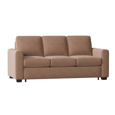 Palliser Furniture Sera Sofa Bed Body Fabric Ambient Acorn In 2020 Sofa Bed Wayfair Sofa Genuine Leather Sofa