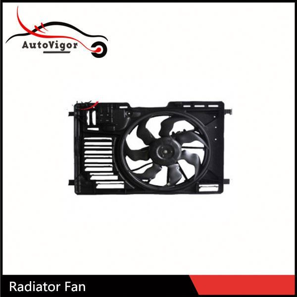 RADIATOR FAN HOUSING WITH FAN FORD TRANSIT CONNECT MK2 CV61-8C607-DE China Auto Parts Supplier, if you need other auto parts, Pls contact  Wechat/ Whatsapp:0086-18006770679 bingoautoparts@gmail.com