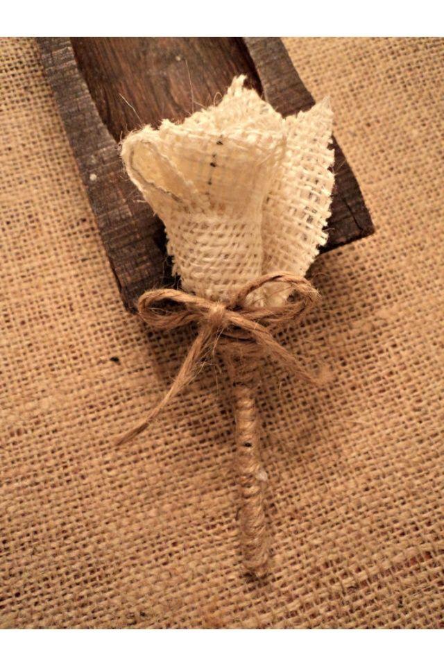 burlap crafts | Burlap | Craft Ideas