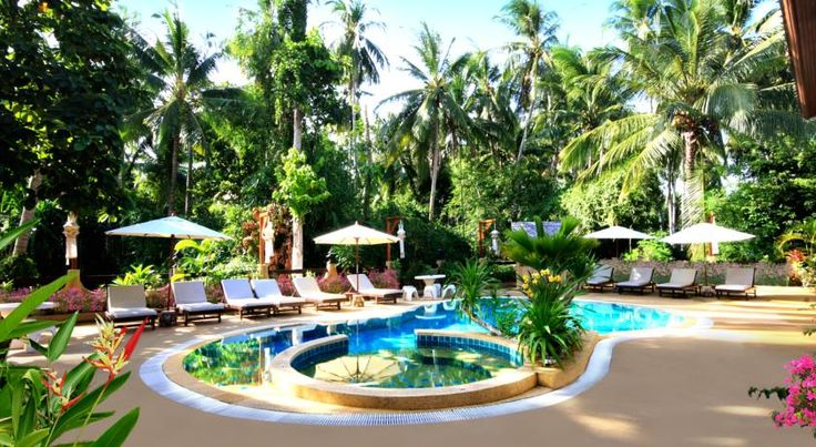 Royal Cottage Residence (Thajsko Lamai) - Booking.com
