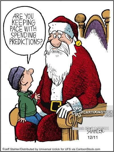 Image result for cartoon image of kid sad finding out about santa claus