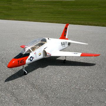 Goshawk T-45 950mm Wingspan 64mm EDF Jet EPO RC Airplane Kit