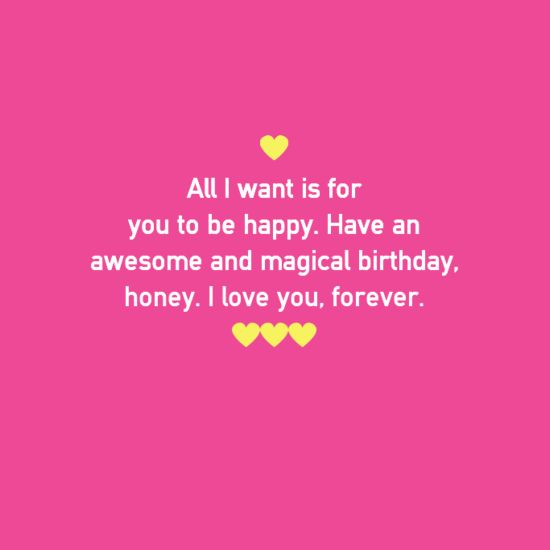 The 40 Romantic Birthday Wishes | WishesGreeting