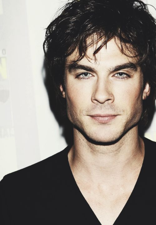 I love eyes..but Ian Somerhalder's are probably the most beautiful....
