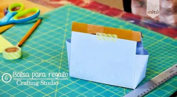 Bolsa para galletas regalable // Episodio 6: Crafting Studio