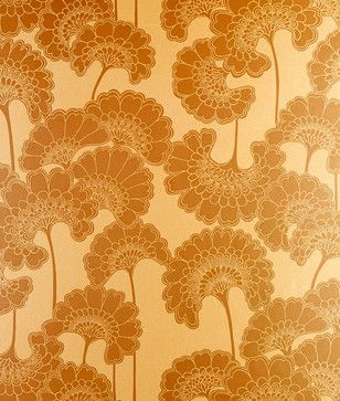 Wall Treatments asian Design Ideas, Pictures, Remodel and Decor