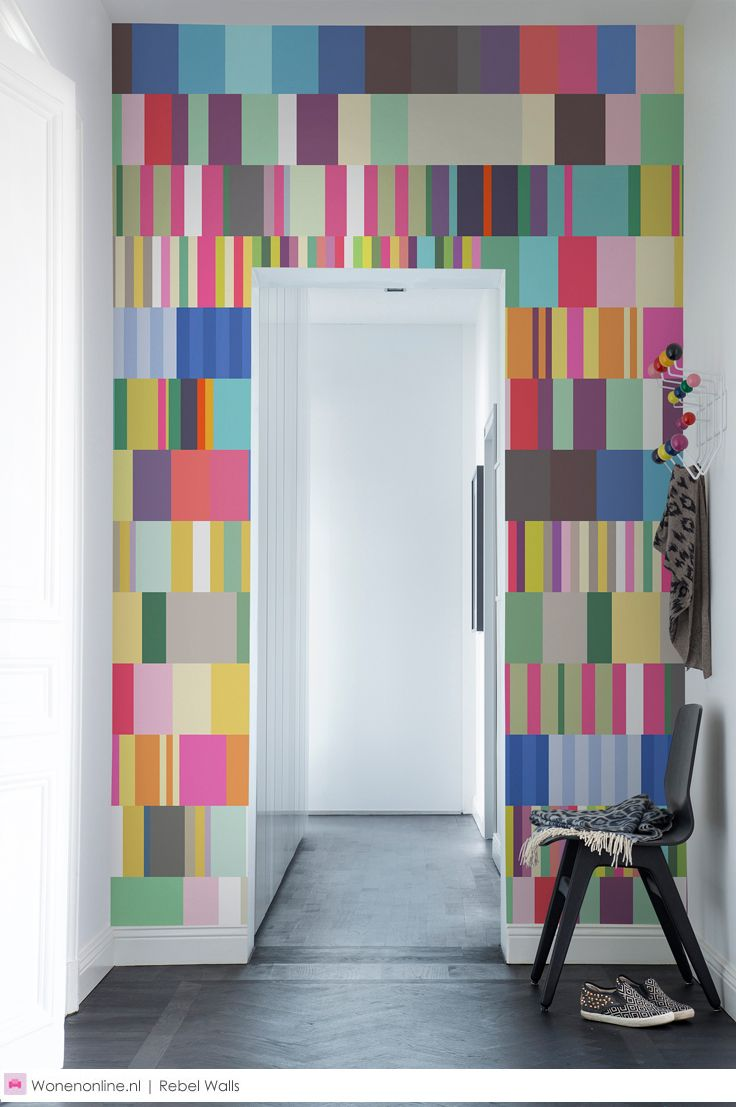 1224 best bespoke walls and graphics images on pinterest de nieuwste behangcollectie van rebel walls heet spectrum behang wallcoverings