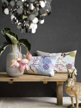 Cushion Cherry Green (Susanne Schjerning) - designjunky