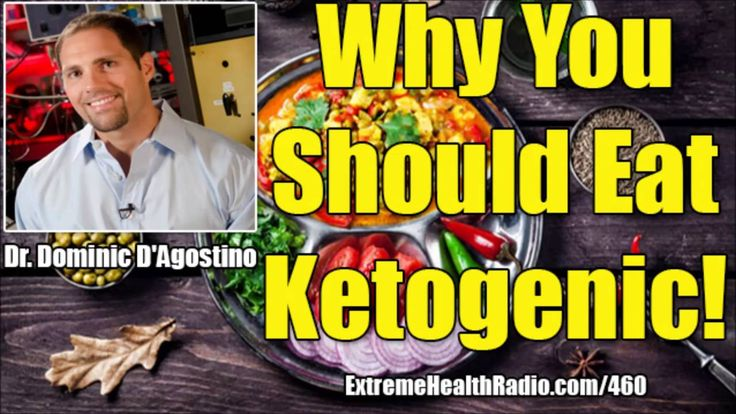Ketogenic Diet For Cancer, Epilepsy & Diabetes With Dr. Dominic D'Agostino - YouTube