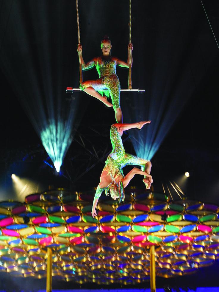 Cirque Du Soleil Colors: 987 Best Images About Cirque Du Soleil On Pinterest