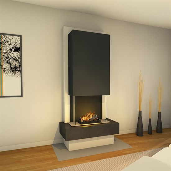 die besten 25 gelkamin ideen auf pinterest kleiner. Black Bedroom Furniture Sets. Home Design Ideas