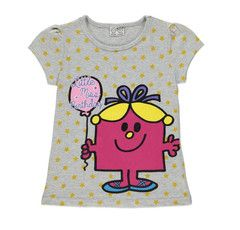 MR MEN & LITTLE MISS ~ Little Miss Birthday T-Shirt