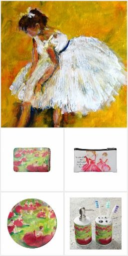Degas Inspired Art & Accent Gifts