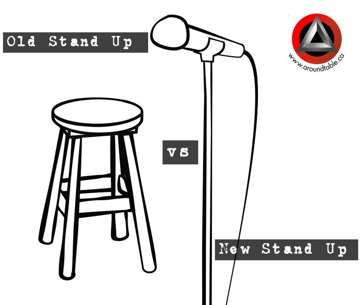 Aroundtable.ca Podcast - Episode 11: Old Stand Up vs. New Stand Up #comedy #podcast #podcasting #standupcomedy