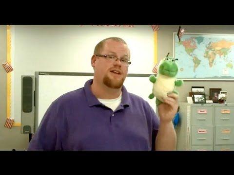 Teacher Tipster (Inchworm Behavior Game) - YouTube