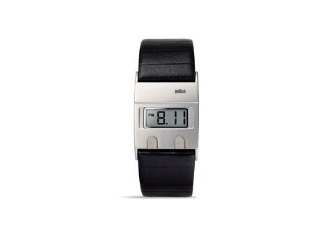 digital watch - Braun