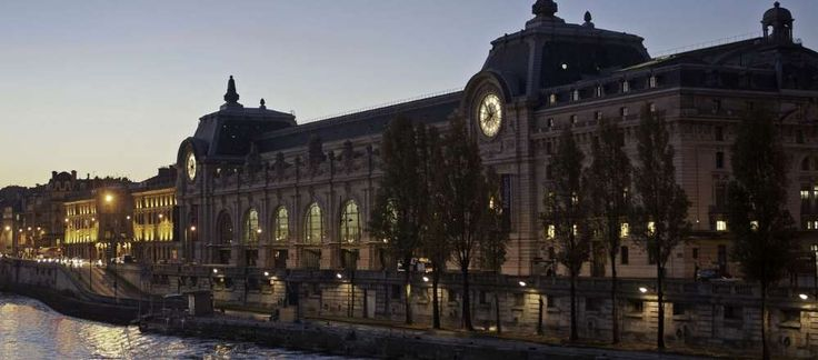 Musée d'Orsay, Paris.  World's best collection of Impressionist paintings.