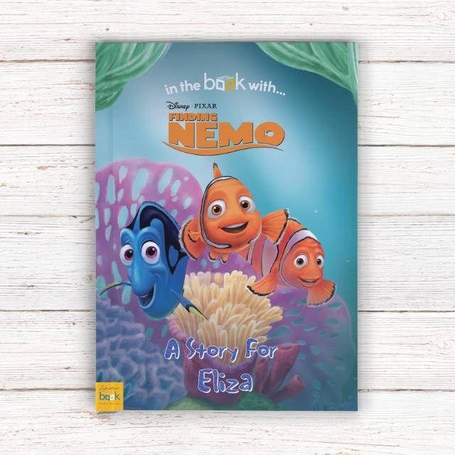 Personalised Children's Book - Finding Nemo | GettingPersonal.co.uk