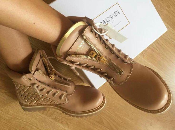 Balmain boots @GottaLoveDesss