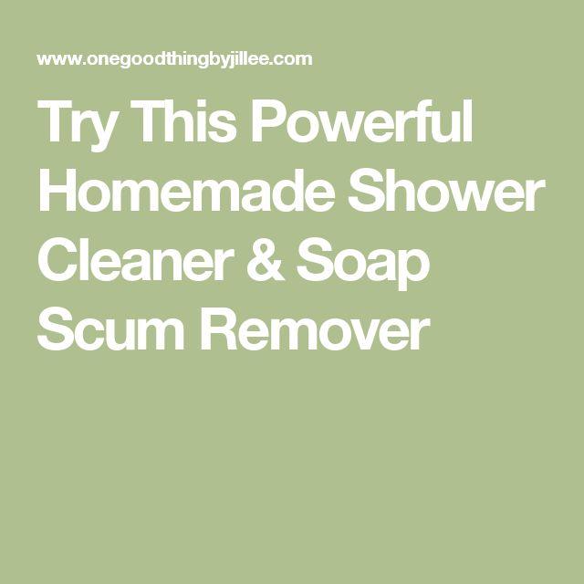Best 25 Homemade shower cleaner ideas on Pinterest  Diy shower cleaner Shower cleaner and