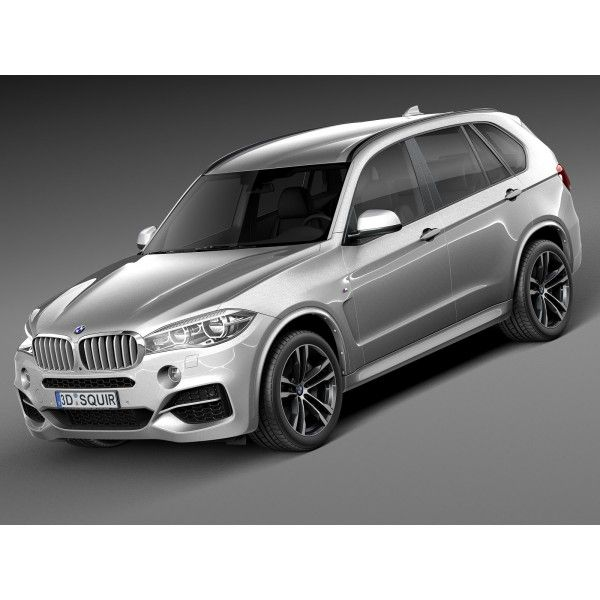 Bmw Xdrive35i Price: BMW X5 M-Package 2016 - 3D Model