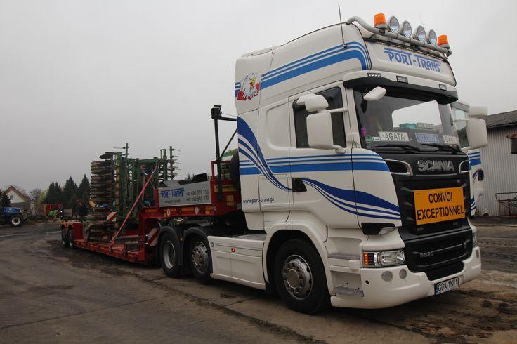 Transport Amazone Catros 5500  #landmaschinehf.de #hfeder70