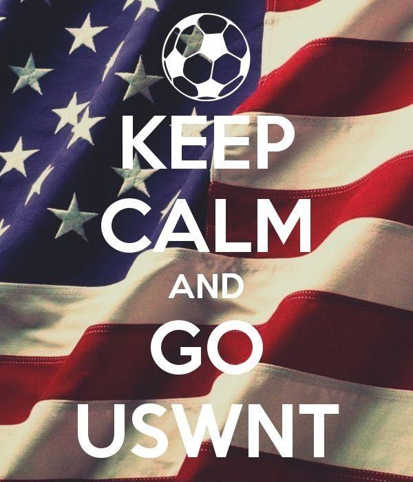 Go USWNT!!!