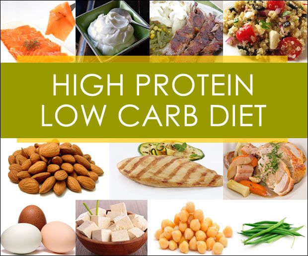 benefits of high protein low calorie diet