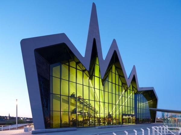 Muzeum Transportu, projekt Zahy Hadid