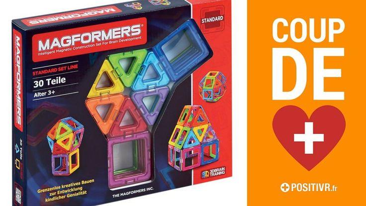 Vous cherchez un jeu de construction à la fois éducatif, intelligent et ludique pour amuser vos enfants ? Alors on a trouvé ce qu'il vous faut !
