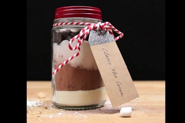 5 idées géniales de chocolat chaud en pot