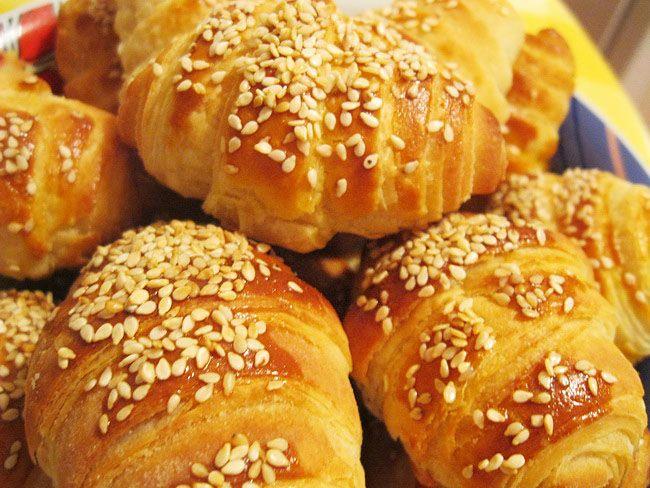 Salty Croissants / Slani kroasani