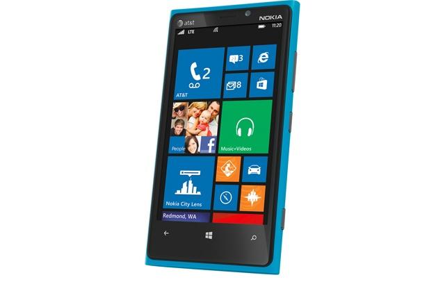 AT Lumia 920