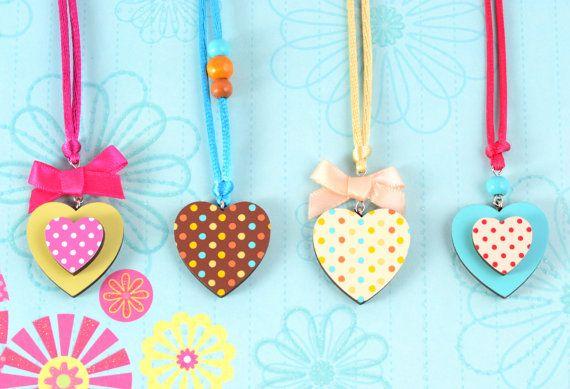 Mintapalinta POP heart pendants at https://www.etsy.com/listing/186278848/mintapalinta-pop-wooden-heart-shaped