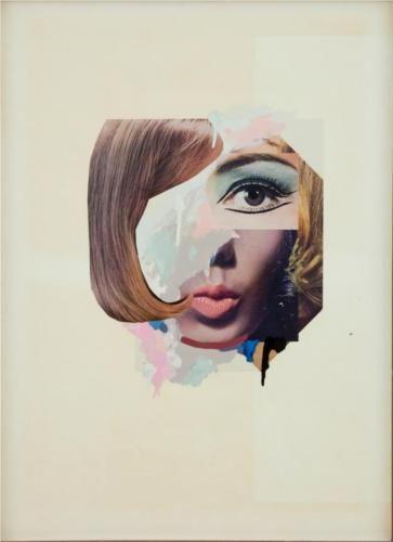 Study for a Fashion plate - Richard Hamilton