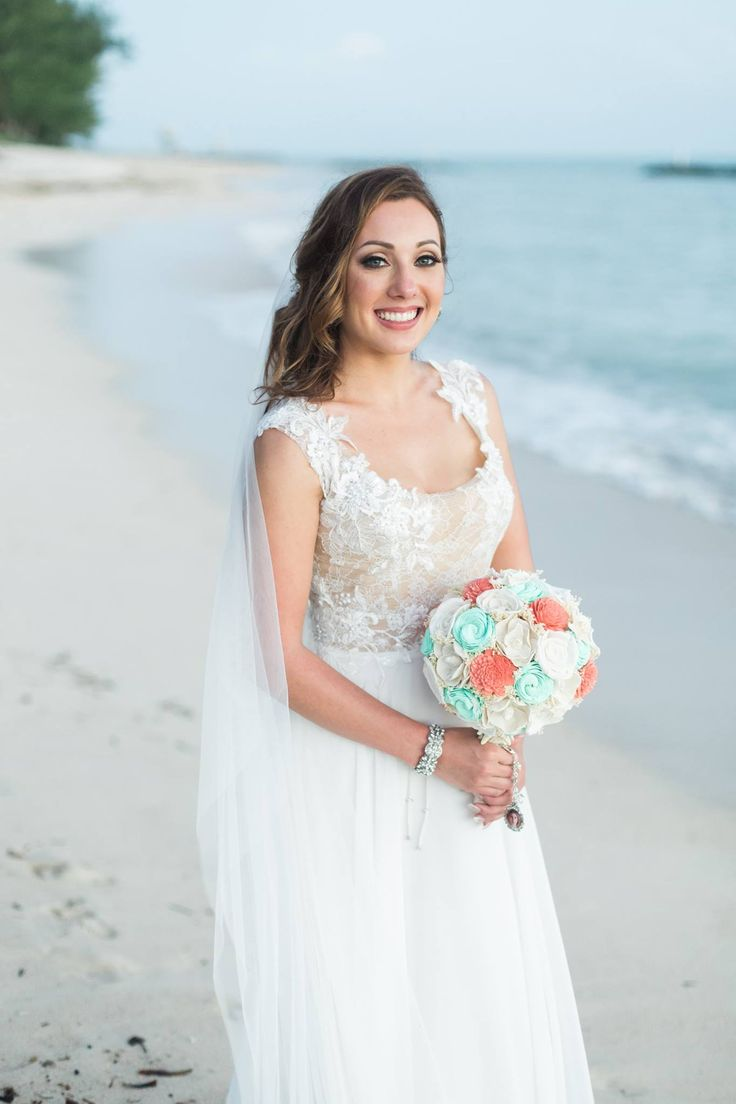 348 best destination wedding dresses images on pinterest real bride in ines di santo wedding dress from solutions bridal in orlando florida ombrellifo Choice Image