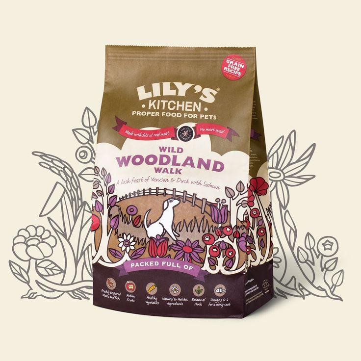 22 best Lily\'s Kitchen - Dog Food Illustration images on Pinterest ...