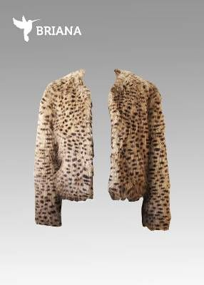 un #moderno y #elegante #blazer #animal #print