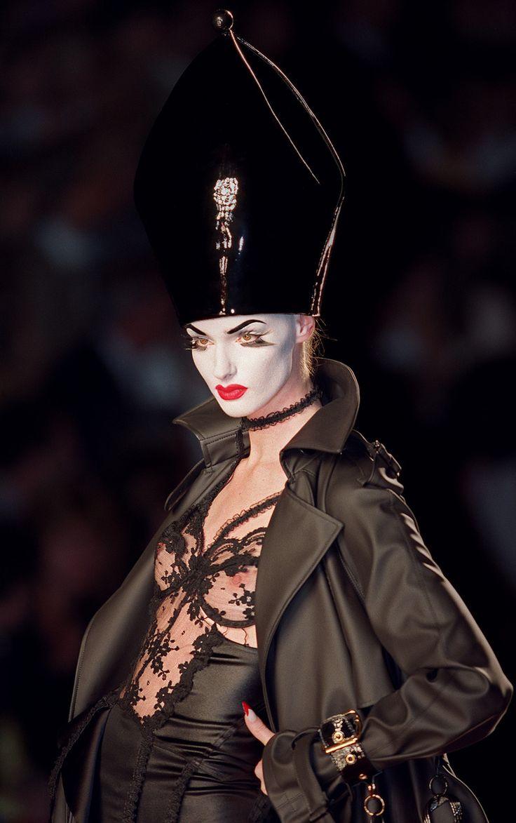 61 best Designer: John Galliano images on Pinterest