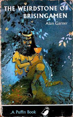 """The Weirdstone of Brisingamen"" by Alan Garner. Cover illustration by George Adamson, 1962"