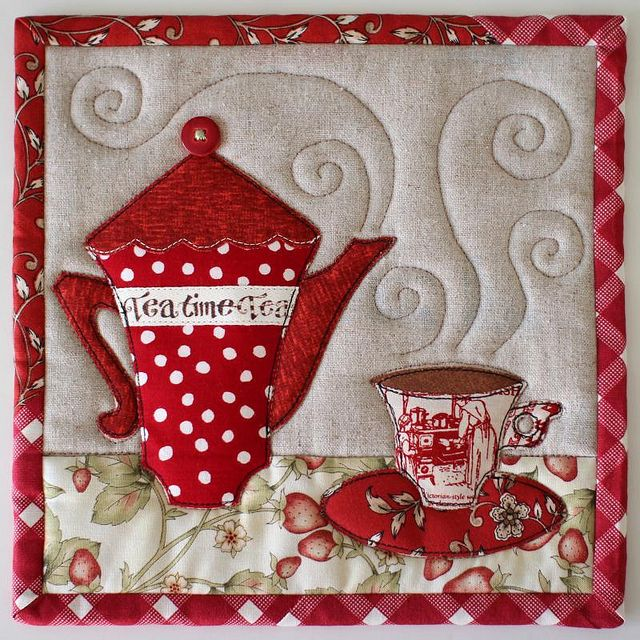 Patchwork Pottery one of my big inspirations - fab blog!