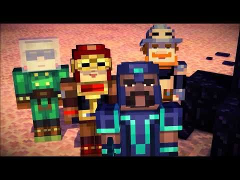 Games Mobile Android : Minecraft History The order of the stone