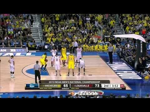 ▶ Louisville vs Michigan 2013 NCAA Basketball Championship (FULL GAME)  - YouTube