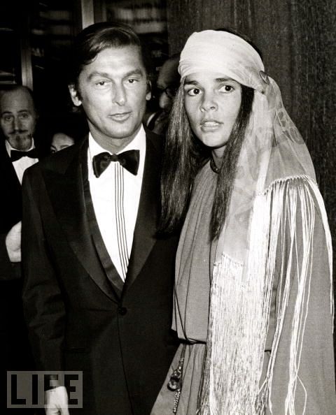 Film producer Robert Evans and actress Ali MacGraw were married 1969-1973.  Ali is the mother of his only child and was number three of his seven wives (Sharon Hugueny, Camilla Sparv, Ali MacGraw, Phyllis George, Catherine Ocenberg, Leslie Ann Woodward, and Lady Victoria White).  None of his marriages lasted three years.