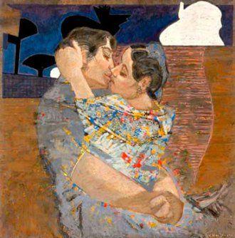 Ευάγγελος Κουζούνης, Το φιλί,1999