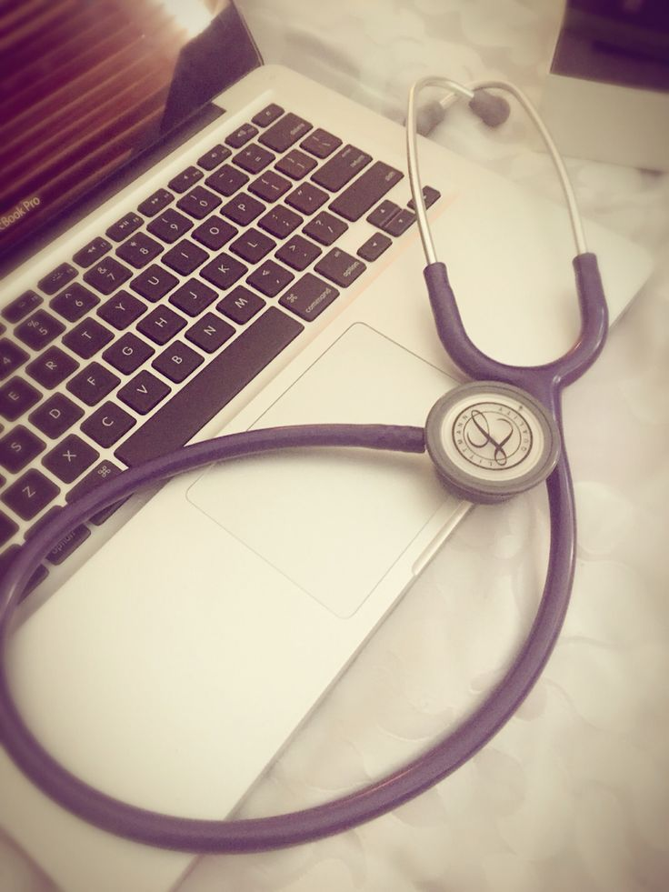 Littmann Purple Classic II stethoscope ❤️